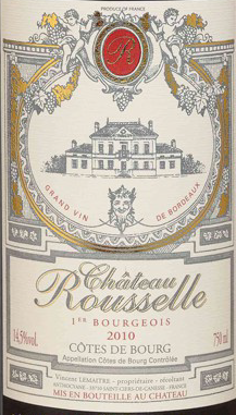 Château Rousselle Tradition