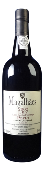 Magalhães LBV Port 2002 20% 750 ml
