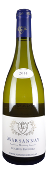 "Fougeray de Beauclair Marsannay Blanc ""Les Aiges Pruniers"" 2014"