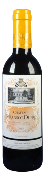 Chateau Saransot Dupre Listrac-Medoc 375ml 2015