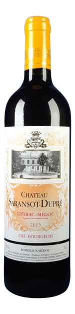Chateau Saransot Dupre Listrac-Medoc 2015