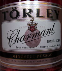 T�rley Charmant Ros� - S�d