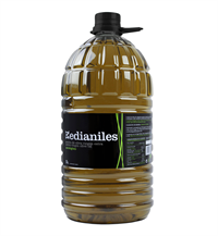 Medianiles Ecologico Extra Virgin Olive oil 5L.